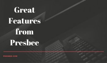 great features of presbee