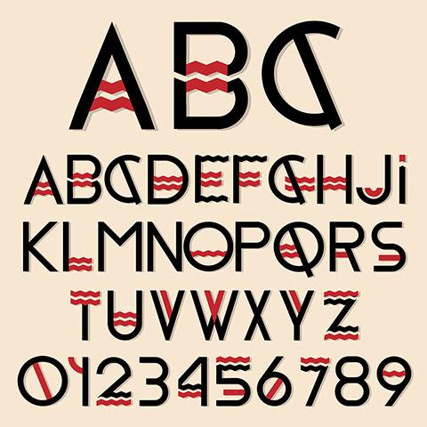 font for presentation