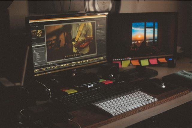creating online presentation