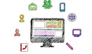 online presentation uses