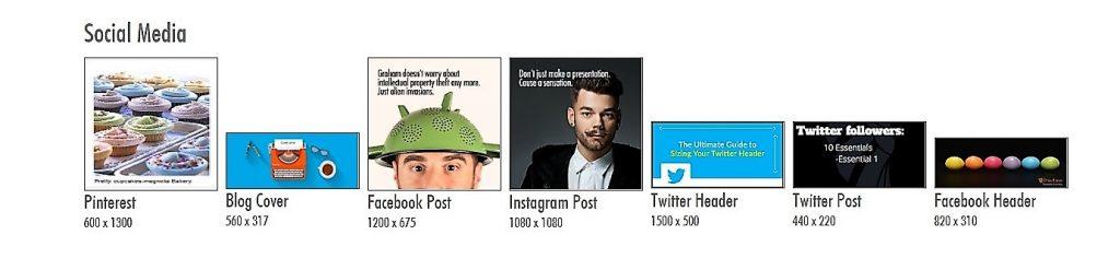 Presbee social media list